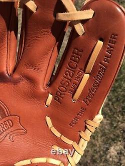 Rawlings PROS12ICBR 11.25 Pro Preferred Baseball Glove RHT Righty Throwers EUC