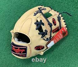 Rawlings Pro Preferred 11.5 Infield Baseball Glove PROS204-2C