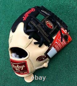 Rawlings Pro Preferred 11.5 Infield Baseball Glove PROS204W-2CBG