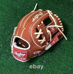 Rawlings Pro Preferred 11.5 Infield Baseball Glove PROS314-2BR