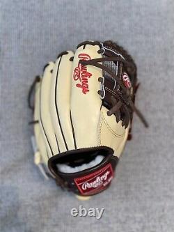 Rawlings Pro Preferred 11.5 Infield Baseball Glove, RH Throw