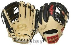 Rawlings Pro Preferred 11.5 Infielder's Baseball Glove PROS204W-2CBG