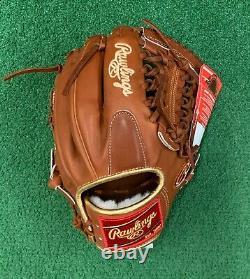 Rawlings Pro Preferred 11.5 Pitchers Infield Baseball Glove PROS204-4BR