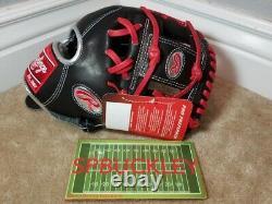 Rawlings Pro Preferred 11.75 Baseball Glove, Prosfl12b, Francisco Lindor, Nwt