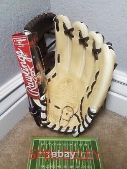 Rawlings Pro Preferred 11.75 Infield Baseball Glove, Pros315-2cmo, Nwt, Rht