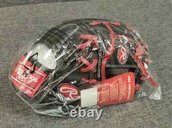 Rawlings Pro Preferred 11.75 Infield Glove Lindor Model RHT PROSFL12 Black Red
