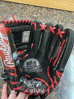 Rawlings Pro Preferred 11.75 Infielder/Outfielder Baseball Glove