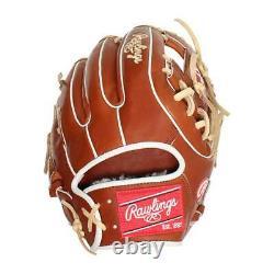 Rawlings Pro Preferred Pro I-Web baseball glove RHT 11.5 PROS314-2BR Infielder