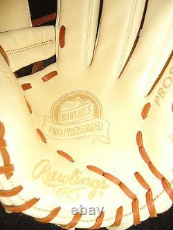 Rawlings Pro Preferred Prosnp5-2c Baseball Glove 11.75 Rh $359.99