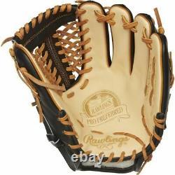 Rawlings Pro Preferred Trapeze baseball glove RHT 11.75 PROS205-4CBT Infielder