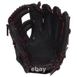 Rawlings R9 11 Youth Infield Baseball Glove R9YPT1-19B Pro Taper Fit