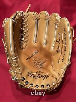 Rawlings USA Extremely Rare Ozzie Smith Pro Issue Heart of Hide HOH 1 of 1 SLCS