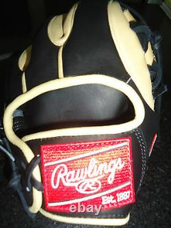 Rcawlings Heart Of The Hide (hoh) Narrow Fit Pro314-2bc Glove 11.5 Rh $259.99