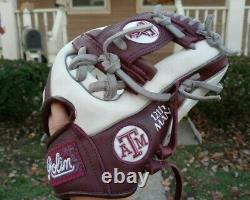 Rolin Xpt Texas A&m Professional Baseball Glove 11.75rht College Issue (a2000)