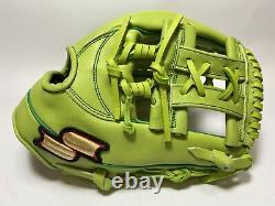 SSK Special Pro Order 12 Infield Baseball / Softball Glove Light Green RHT RARE