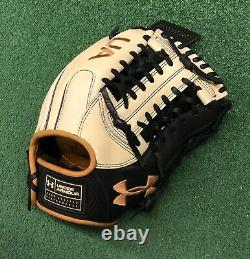 Under Armour Genuine Pro 11.75 Pitchers Infield Baseball Glove UAFGGP2-1175
