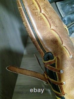 WILSON A2000 1788 11.25 PRO STOCK Baseball Glove RHT Black Brown