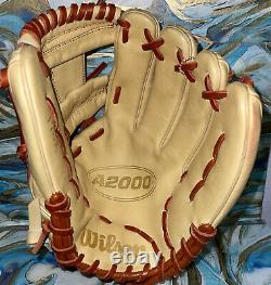 Wilson A2000 1787 11.75 Infield Baseball Glove Throws Right Pro-Stock New