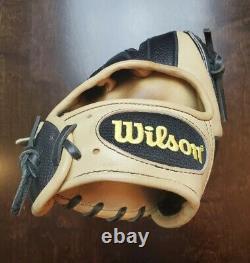 Wilson A2000 G4 Pro-Stock Right-Handed Throw (RHT) 11 Baseball Infield Glove