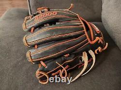 Wilson A2000 JA27 11.5 Infield Glove Pro Stock