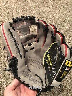 Wilson A2000 Pro Stock 1788 Superskin 11.25 Baseball Glove RHT