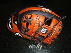 Wilson A2k Di88 Pro Stock Select Glove Wta2krb18di88 11.25 Rh $359.99