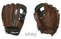 Wilson WTA2KRB161787 RHT A2K 1787 Professional Baseball Infield Glove/Mitt 11.75