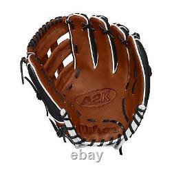 Wilson WTA2KRB181721 RHT A2K 1721 Professional Baseball Infield Glove/Mitt 12