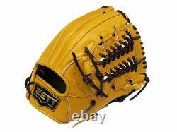 ZETT Pro Model 11.75 inch Tan Baseball Softball Infielder Glove
