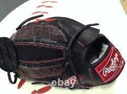 12 Rawlings'pro Perferred' Gant De Baseball À Gauche Modèle Pros206-12b
