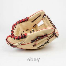 All Star 11.5 Pro Elite Adulte Baseball I-web Crème Gants Infield