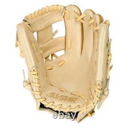 All-star 11.5 Pro Elite Adulte Baseball I-web Infield Gants Saddle