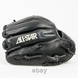 All-star Pro Elite 11,5 Gants De Baseball Infield Adulte Fgas-1150i Noir