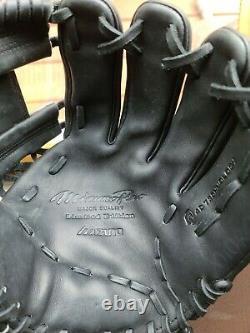 Gant De Baseball Mizuno Pro Noir