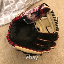 Gant De Baseball Rawlings Pro Preferred Pros204w-2bc 11,5