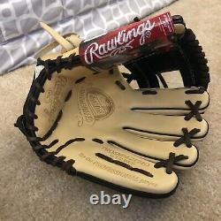 Gant De Baseball Rawlings Pro Preferred Prosnp4-2cmo Flambant Neuf