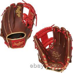 Gant De Baseball Rawlings Pro204-2tig 2019 11.5 Infield Glove Heart Of The Hide