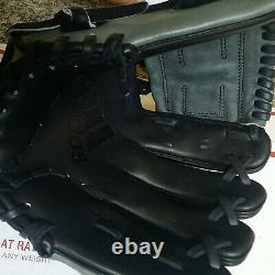 Gants De Baseball Adidas 11.25 Eqt 1125 MI Pro Series Infield Msrp 220 $ Rht Noir