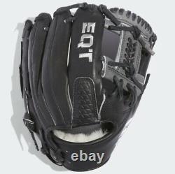 Gants De Baseball Adidas 11.5 Eqt 1150 Pro Series Infield Mitt Msrp 220 $ Rht Noir