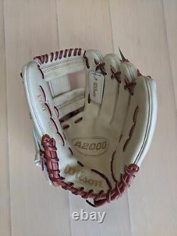 Grs-2018-87 Wilson Rht A2000 Pro Infield Baseball Glove 11,75 Pouces