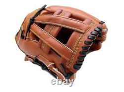 Hatakeyama Classic Pro 12 Pouces Baseball Softball Infielder Glove Brown