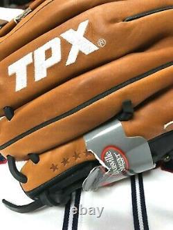 Louisville Slugger Pro Flare Gant-fl1200c -12.0 Rht T.nwt
