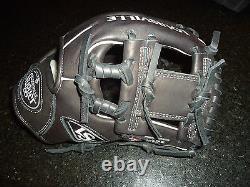 Louisville Slugger Tpx Pro Flare Pf14-bk112 Gant De Baseball 11,25 Rh $219.99
