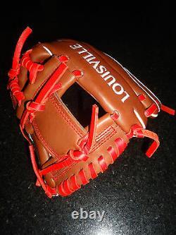 Louisville Slugger Tpx Pro Flare Pfrb17115ac Gant De Baseball 11,5 Rh $219.99