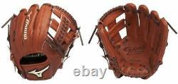 Mizuno Gge60j1 11.5 Pouces Rht Global Elite Jinama Pro Infield Baseball Glove