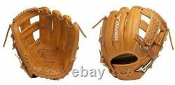 Mizuno Gge61vax 11.5 Pouces Rht Global Elite Vop Pro Infield Baseball Glove