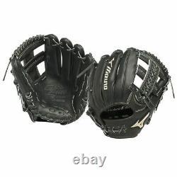 Mizuno Gge61vaxbk 11.5 Pouces Rht Global Elite Vop Pro Infield Baseball Glove