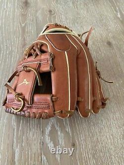 Mizuno Gps1-400s 11.5 Lancer La Main Droite Pro Sélectionner La Série Gants De Baseball Infield