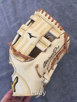 Mizuno Pro 11.75 Regular Pocket Infield Baseball Glove Rh Throw New