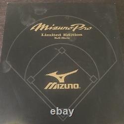 Mizuno Pro Edition Limitée Ball Gants Infielders Gants (11,50 Pouces)